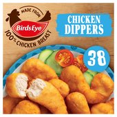 Birds Eye 38 Crispy Chicken Dippers