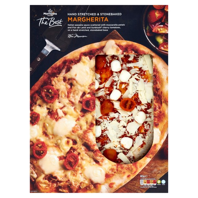 Morrisons The Best Margherita Pizza