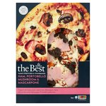 Morrisons The Best Ham, Mushroom & Mascarpone Pizza