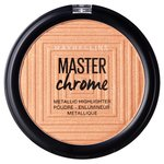 Maybelline Master Chrome 100 Molten Gold