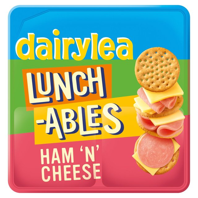 Dairylea Lunchables Ham & Cheese