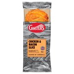 Ginsters Of Cornwall Chicken & Bacon Slice