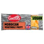Ginsters Of Cornwall Moroccan Vegetable Pasty