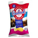 Seabrook Variety Pack 22 X 25G