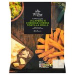Morrisons The Best Jalapeno & Cheese Tortilla Rolls