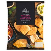 Morrisons The Best Balsamic Vinegar Pitta Chips