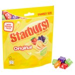 Starburst Original Family Size