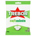 Trebor Softmints Peppermint Mints Bag