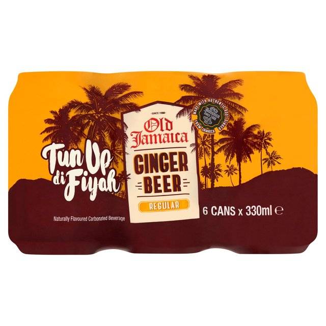 Old Jamaica Ginger