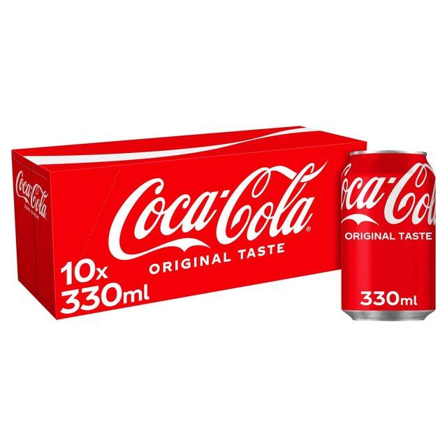 MORRISONS > Food Cupboard > Coca - Cola Classic