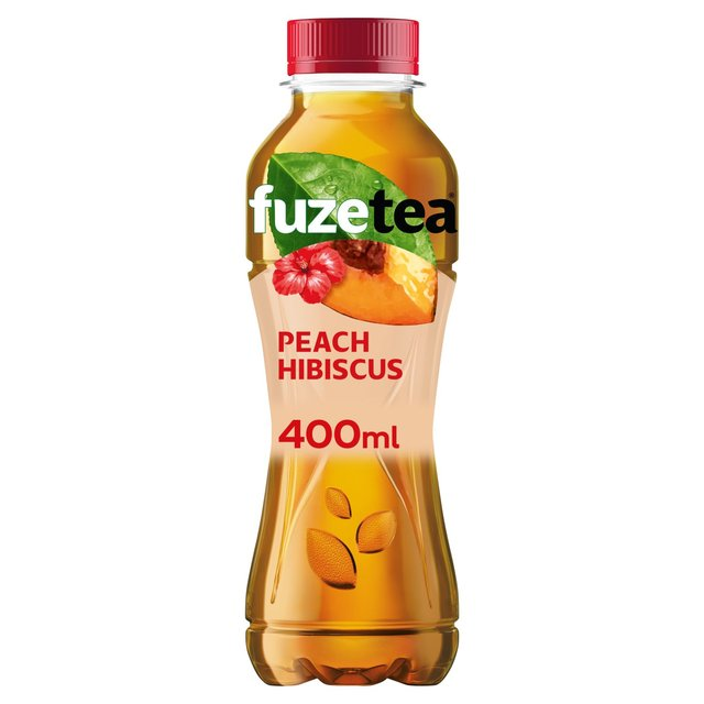 Fuze Black Tea Peach