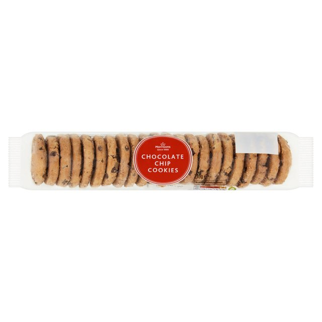 Morrisons Choc Chip Cookie