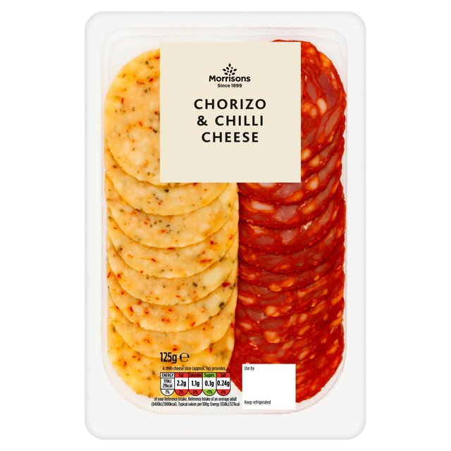 Morrisons Chilli Cheese & Chorizo