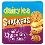 Dairylea Snackers Cheese & Crackers with Mini Cookies