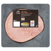 Morrisons The Best Thick Cut Honey Roast Ham