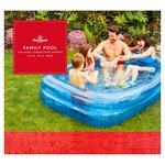 Morrisons 2 Ring Family Pool
