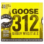 Goose Island Beer Co. Goose 312 Urban Wheat Ale (Abv 4.2%)