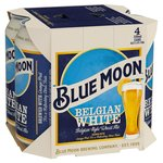 Blue Moon Brewing Company Blue Moon Belgian White (Abv 5.4%)