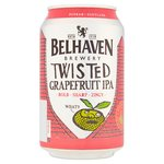 Belhaven Brewery Twisted Grapefruit IPA (Abv 5.3%)