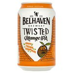 Belhaven Brewery Twisted Mango IPA (Abv 5.1%)