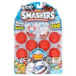 Zuru Smashers Series 1 Sport 8 Smash Pack