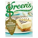 Green's Chocolate Hazelnut Cheesecake Mix 295G