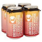 Brewdog Clockwork Tangerine Session Ipa (Abv 4.5%)