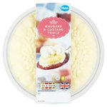Morrisons Rhubarb & Custard Trifle