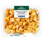 Morrisons Market St Chilli & Garlic Herb Potatoes