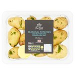 Morrisons The Best Jersey Royal Potatoes With Jersey Butter