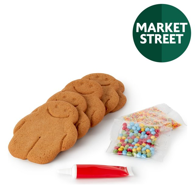 Market Street Design Your Own Gingerbread Men Tub