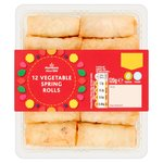 Morrisons Mini Vegetable Spring Rolls