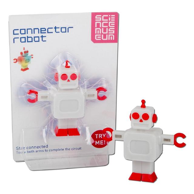 Science Museum Connector Robot