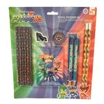 Pj Masks School Stationery Set