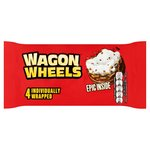 Wagon Wheels Original 4 per pack