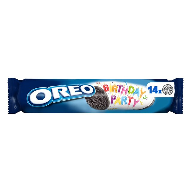 Morrisons Oreo Sandwich Biscuits Birthday Party 154gproduct