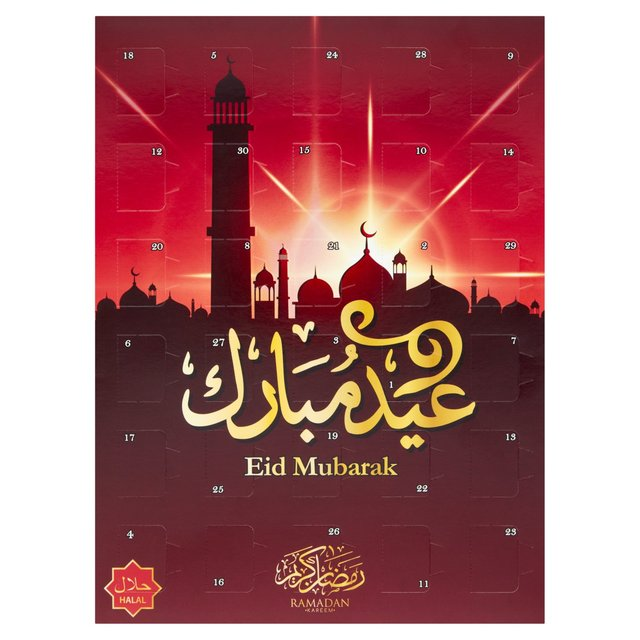 Chocolate Advent Calendar 2019.Ramadan Advent Calendar 2019 Buying Guide