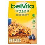 Belvita Breakfast Soft Bakes Blueberry 5 Pack
