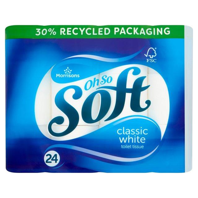 Morrisons Toilet Tissue