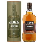 Jura Seven Wood Single Malt Scotch Whisky (Abv 40%)