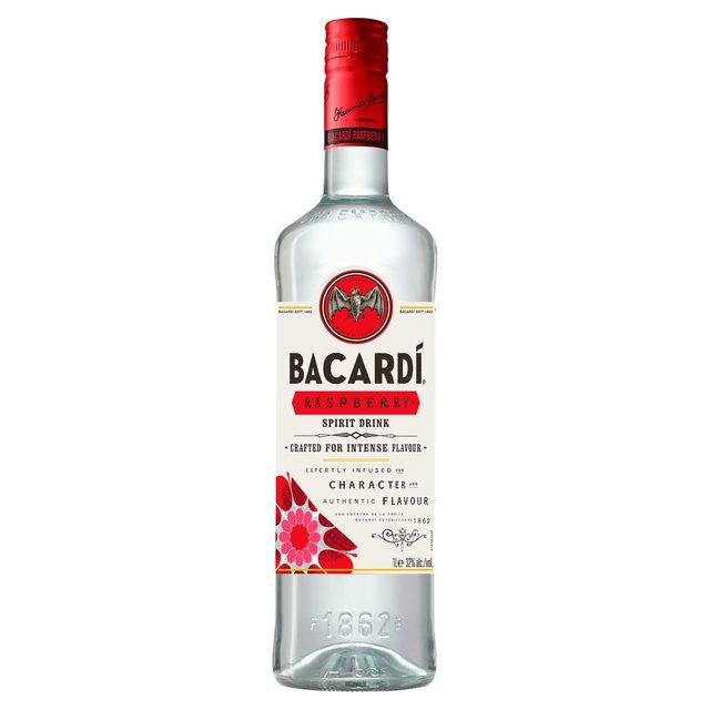 Bacardi Raspberry Rum Spirit Drink