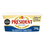 President Spreadable Slightly Salted