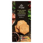 Morrisons The Best Seeded Wheat Savoury Biscuits
