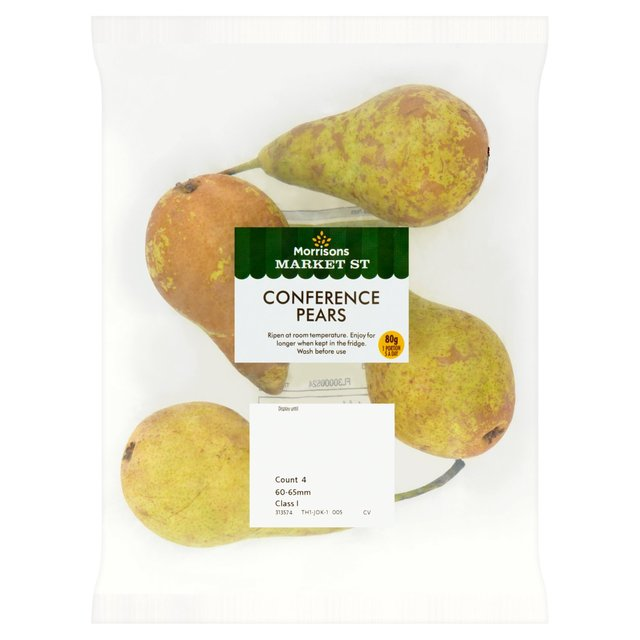 Morrisons Market St Conference Pears (Min 4)