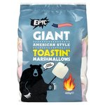 Epic Giant Toastin' Marshmallows