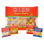 Haribo Super Party 70 Mini Bags