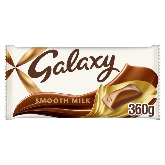 Galaxy Smooth Milk Chocolate Large Gifting Bar