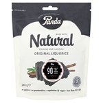Panda Made From All Natural Ingredients Soft Licorice