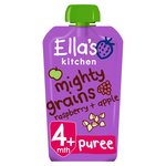 Ella's Kitchen Mighty Grains Apple & Raspberry From 4 Months