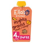 Ella's Kitchen Mighty Grains Peach & Mango From 4 Months